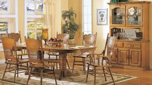 cochrane dining room furniture oak dining room table and chairs home gallery idea 2