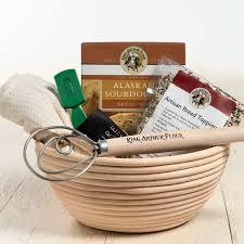 baking gift basket artisan bread baker gift basket