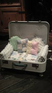 Puppy Beds Best 25 Suitcase Dog Beds Ideas On Pinterest Doggie Beds