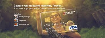 steps to design your own debit card expression cards