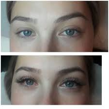 eyelash extensions before and after yelp