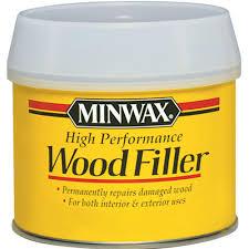 minwax 12 oz high performance wood filler 21600 the home depot
