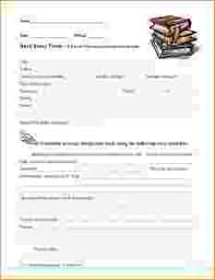 Middle School Book Report bookessayreportform Page            jpg Pay Stub Template