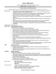 Resume Samples Office Assistant by Resume Examples Office Jobs