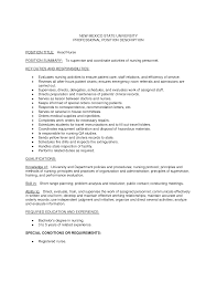 ideas collection job recommendation letter sample for nurses with