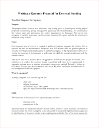 How To Write A Cover Letter For A Proposal Sample Essay Proposal Proposal Example Essay Psychology Essay