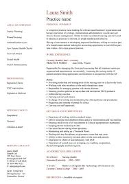 Nursing Resume Template Free Nurse Cv Template Nursing Rn Resume Sample Nursing Resume Sample