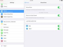 Icloud For Business Email by Hands On With Icloud Drive A Brand New App In Ios 9 Macworld