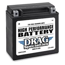 drag specialties 12 volt battery 2113 0009 atv dirt bike