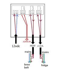 wiring up a 12v stc 1000