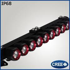 how to build led light bar look newest cree led offroad lightbar diy 50 car led light bar
