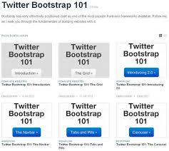 bootstrap tutorial tutorialspoint best free bootstrap tutorials