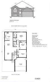 Raised Ranch Floor Plans by Raised Ranch U2013 Liovas New Homes Construction Group