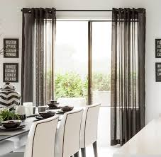 Black Sheer Curtains Black Curtains 6 Rooms To Get You Decorating With Black