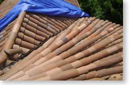 Tile Roof Repair Repairs From Tile Roofs Of In Houston Tile Roof Contractor