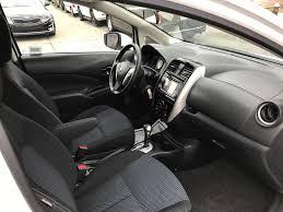 used nissan versa used 2016 nissan versa note sv hatchback 8 490 00