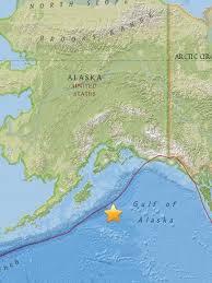 us map alaska tsunami warning canceled after 7 9 alaska earthquake