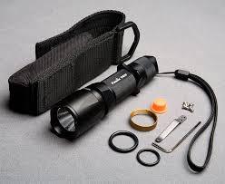 Fenix Lights Fenix Tk10 Led Light Review Woodsmonkey