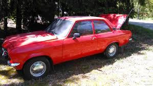 opel ascona opel ascona a sedan 1972 used vehicle nettiauto