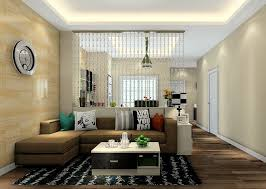Living And Dining Room Partition Design India