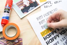 What Is Washi Tape Kid Made Diy Washi Tape Valentines Babble