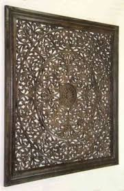 opentip india overseas trading sh15751 carved wooden wall