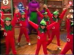Barney And The Backyard Gang Episodes The Elves U0027 Rap Barney Wiki Fandom Powered By Wikia