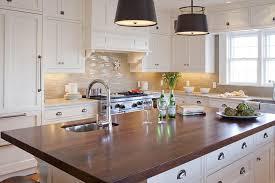 kitchen island wood countertop kitchen island with wood countertop awesome white kitchen island