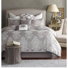 Damask Comforter Sets Comforter Bedding Sets U2013 Sky Iris