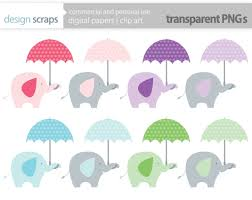 pink elephant baby shower clip art clip art library