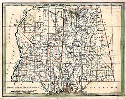 Jefferson County Tax Map Claiborne County U0026 Mississippi Maps At Mississippi Genealogy
