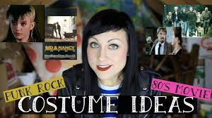 80 halloween costume halloween costume ideas from 80s punk movies youtube