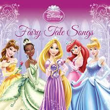 disney princess fairy tale songs disney music