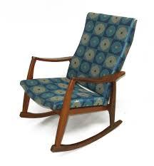 Mid Century Modern Rocking Chair Mid Century Rocker Surripui Net