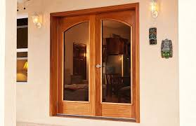 Interior Arched French Doors by Doors Carpenter U0027s Woodworks