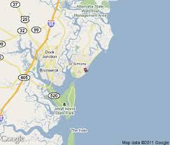 jekyll island map st simons island vacation rentals hotels weather map and