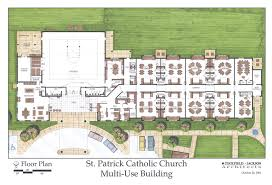 purpose of floor plan st patrick floor plan