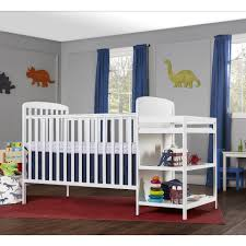 Crib That Converts To Full Bed by Dream On Me Anna 4 In 1 Full Size Crib And Changing Table Combo