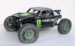 jeep custom paint pro line transforms axial u0027s yeti into a monster of a rock racer
