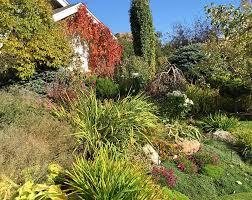 autumn colour rideau gardens