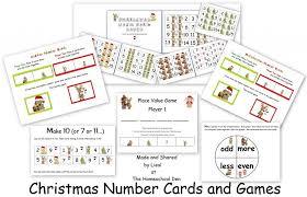 addition u2013 subtraction free christmas math worksheets homeschool den