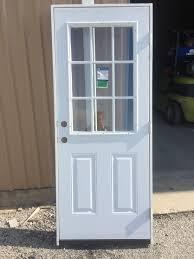 9 Lite Exterior Door 9 Lite Exterior Door Builder Bob S Home Improvement Center