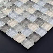 Mosaic Bathroom Mirrors by Crystal Glass Mosaic Wall Tiles Kitchen Backsplash Tile Designs Zz016
