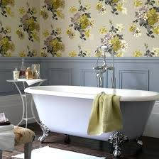 Modern Wallpaper For Bathrooms Wallpaper Ideas For Bathroom Fabulous How To Use Them In Your Home