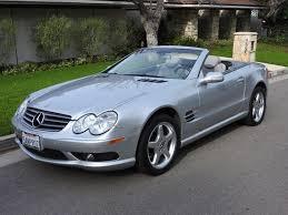 mercedes california 2004 mercedes sl500 only 30000 california car city