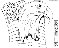 printable mexico flag coloring pages mexican flag eagle coloring