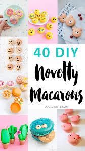 40 creative macaron recipes u0026 designs you should try today u2022 cool