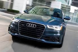 audi a6 review 2013 audi a6 overview cars com