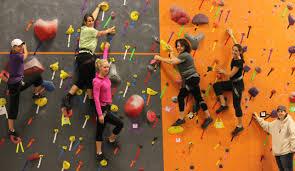 Rock Garden Bellevue Adventure Tuesday Rock Climbing At Garden S Bellevue