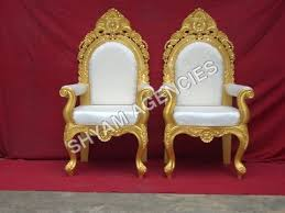 wedding chair golden wedding chair manufacturer exporter from india